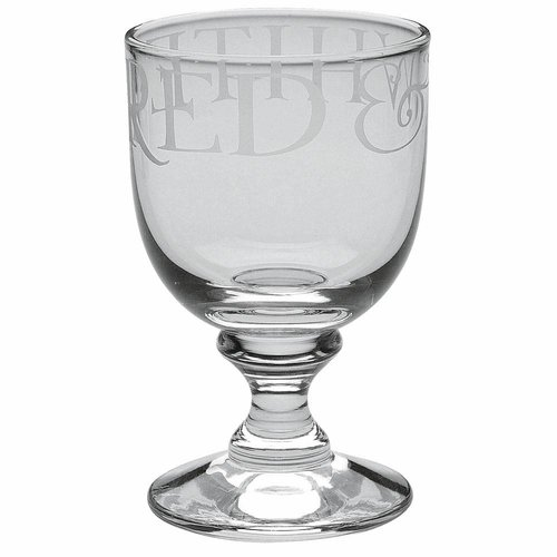 Emma Bridgewater Wine Glass
