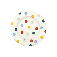 """Polka Dot 6.5"""" Plate"""