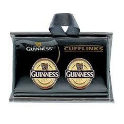Guinness Guinness Label Cuff Links