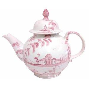 Isis Ceramics Isis Pink Palladian Teapot