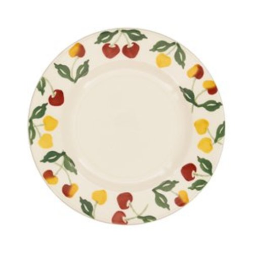 "Emma Bridgewater Summer Cherries 8 1/2"" Plate"