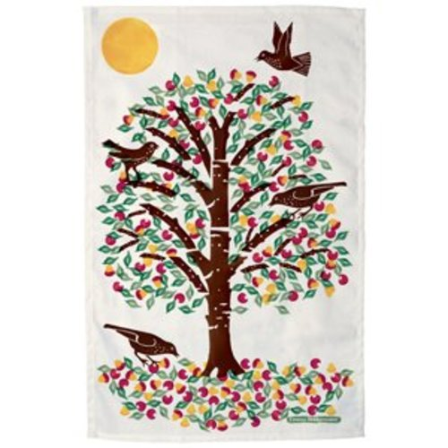 Emma Bridgewater Emma Bridgewater Summer Cherries Tea Towel