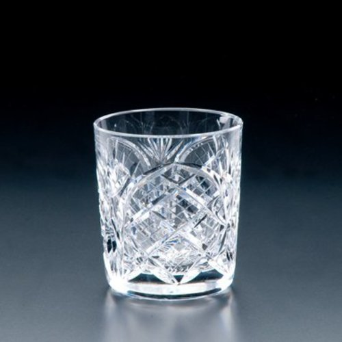 Heritage Crystal Heritage Crystal Cathedral Old Fashioned Tumbler