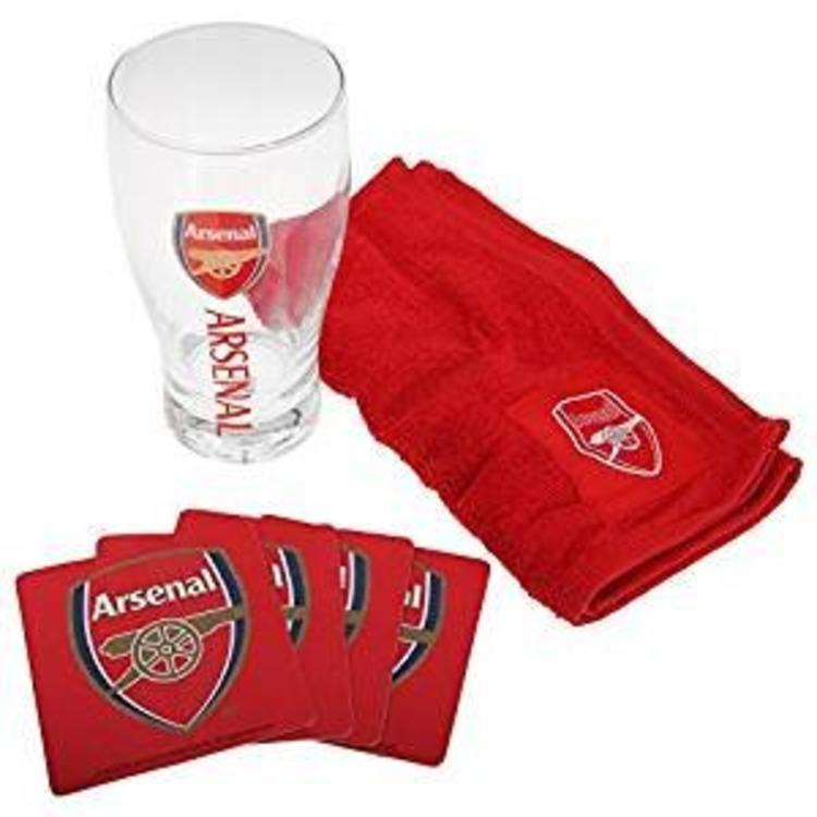 Arsenal Football Club Mini Bar Set