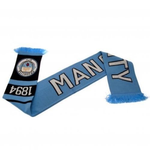 Manchester City Football Club Scarf