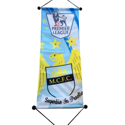 Manchester City Fun Sized Banner