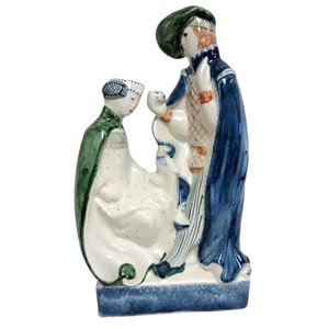 Rye Pottery Rye Lovers - Courtly Love