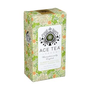 Ace Tea Summer Festival Fruity Green Tea