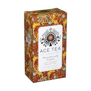 Ace Tea Hot Ginger Green Tea