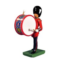 48527 - W. Britain Grenadier Guards Bass Drummer