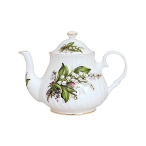 Berta Hedstrom Berta Hedstrom Lily of the Valley 4 Cup Teapot