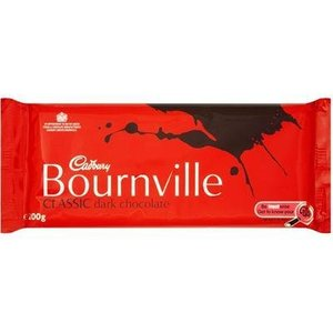 Cadbury Cadbury Bournville Dark Chocolate Bar Large