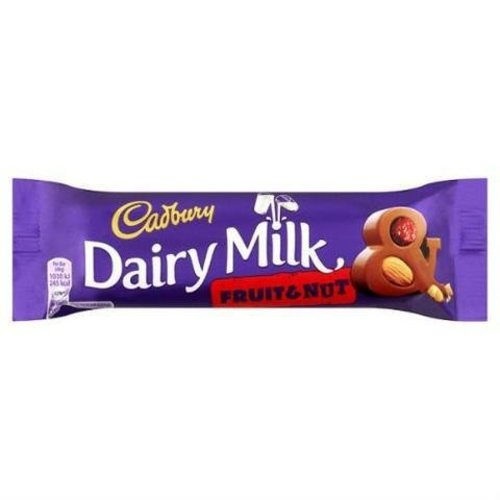 Cadbury Cadbury Dairy Milk Fruit & Nut - 49g