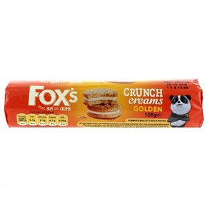 Foxs Golden Crunch Creams