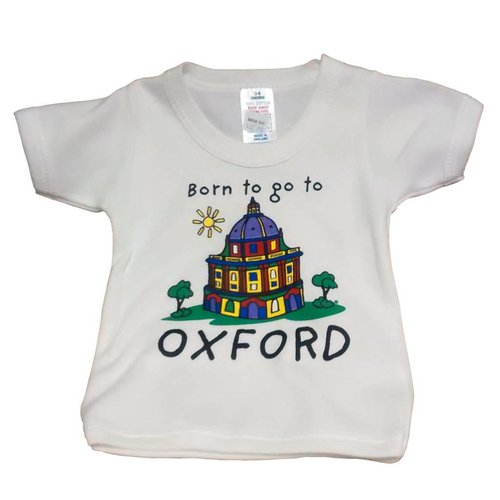 Born to Go to Oxford T-Shirt