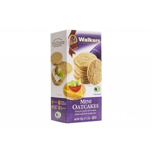 Walker's Shortbread Co. Walkers Mini Oat Crackers