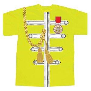 Spike Leissurewear Sgt Pepper Uniform Yellow T-Shirt