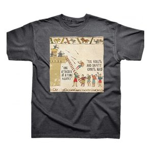 Hysterical Heritage Health & Safety T-Shirt Size Large