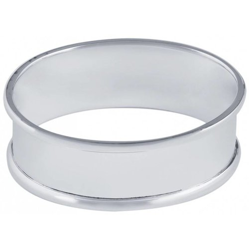 Ari D Norman Sterling Silver Oval Napkin Ring