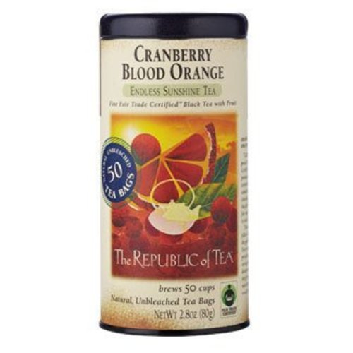 Republic of Tea Cranberry Blood Orange Tea