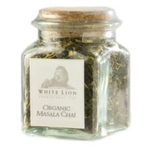 White Lion White Lion Masala Chai Tea Jar