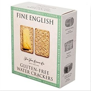 Fine Cheese Co. Gluten Free Water Crackers