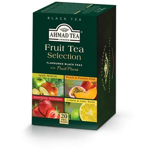 Ahmad Tea Ahmad Fruit Tea Selection 20s