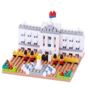 Schylling Nanoblock Buckingham Palace