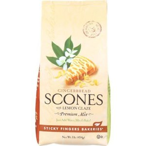 Sticky Fingers Sticky Fingers Gingerbread Scone Mix