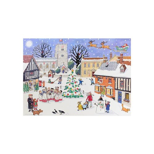 Alison Gardiner Alison Gardiner Christmas In The Village