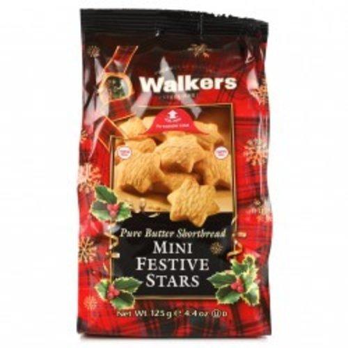 Walker's Walkers Festive Mini Stars Bag