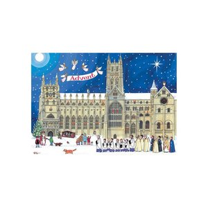 Alison Gardiner Alison Gardiner Christmas At The Cathedral Advent Calendar