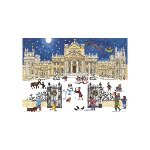Alison Gardiner Alison Gardiner Christmas At The Palace Advent Calendar