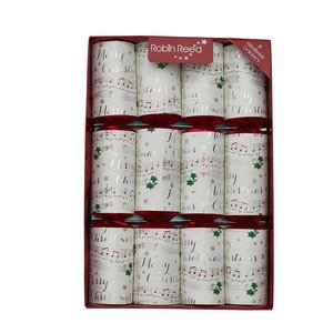 Robin Reed Chime Bars Christmas Crackers