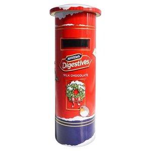 McVitie's McVities Digestive Post Box Tin