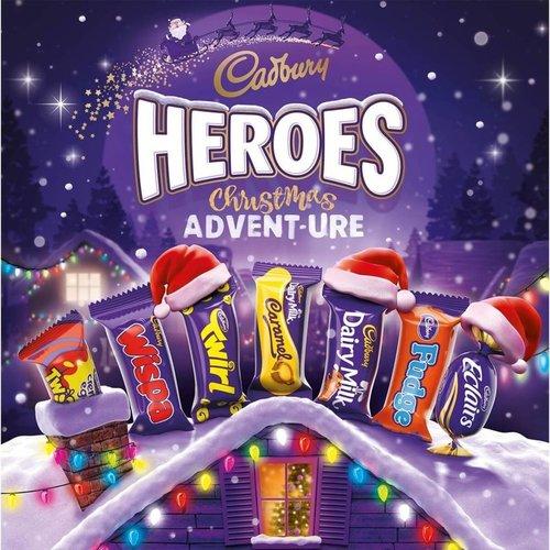 Heroes Advent Calendar