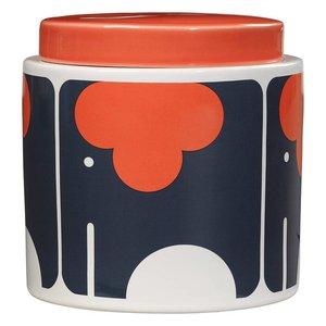 Orla Kiely Orla Kiely Elephant Jar 1L