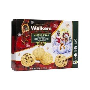 Walker's Shortbread Co. Walkers Gluten Free Holiday Shortbread Assortment