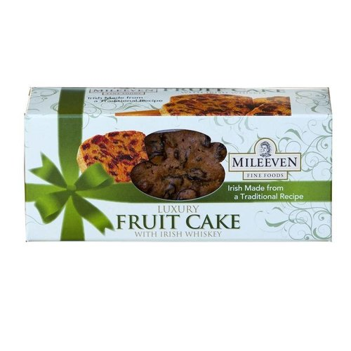 Mileeven Fruit Cake with Irish Whiskey 400g