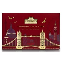 Ahmad London Selection Tea Box