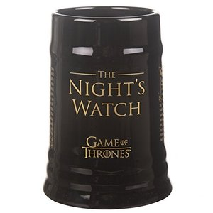 Game of Thrones Night's Watch Ceramic Stein