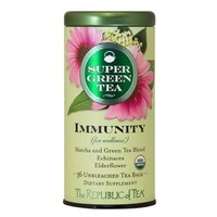 Super Green Immunity Tea