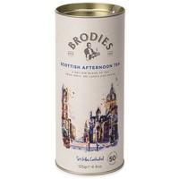 Brodies Scottish Afternoon Tea Drum