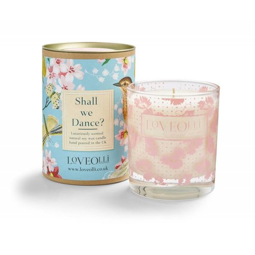 LoveOlli LoveOlli Scented Candle Shall We Dance