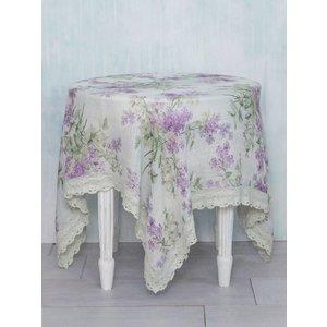 "April Cornell April Cornell Lilah Linen Tablecloth (54""x 54"")"