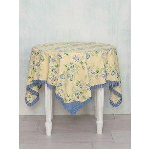 April Cornell April Cornell Prairie Crochet Tablecloth (54''x 54'')
