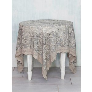 April Cornell April Cornell Queen's Court Linen Tablecloth (60''x 90'')