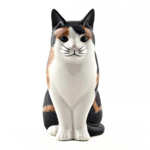 """Quail Ceramics Quail Eleanor 4"""" Figure"""