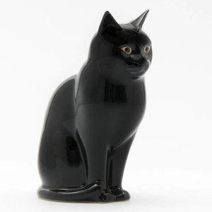 """Quail Ceramics Quail Lucky 4"""" Figure"""