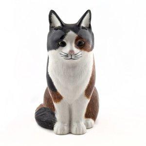 "Quail Ceramics Quail Poppet 4"" Figure"